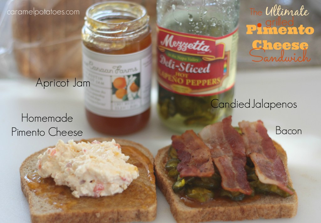 pimento cheese and sandwich 168