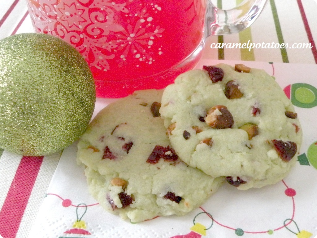 pistachio-cookie