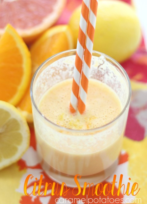 citrus smoothie 153