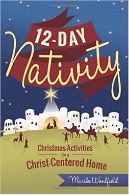 12 day nativity book