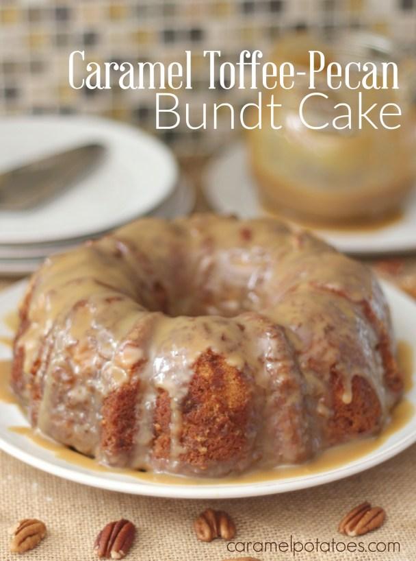 Caramel Toffee-Pecan Bundt Cake 098