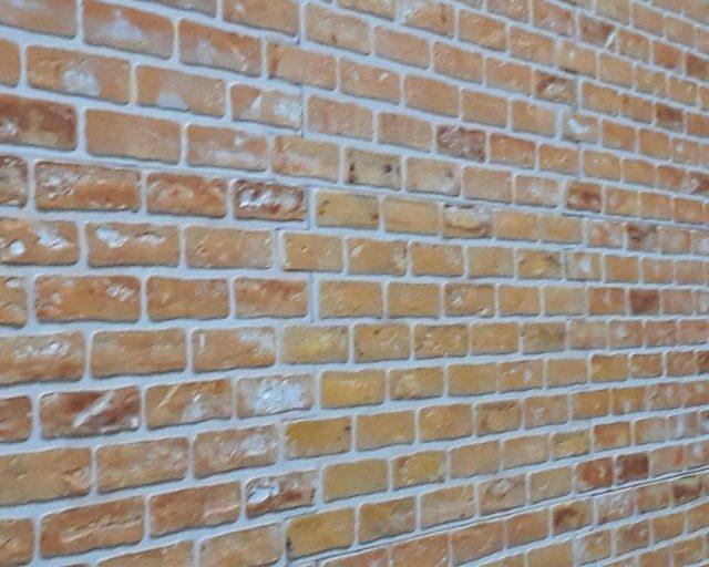 Panouri decorative fatade exterioare YELLOW ANTIC - perete exterior