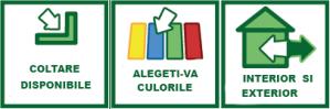 techstone romania - imitatie caramida culori si coltare disponibile