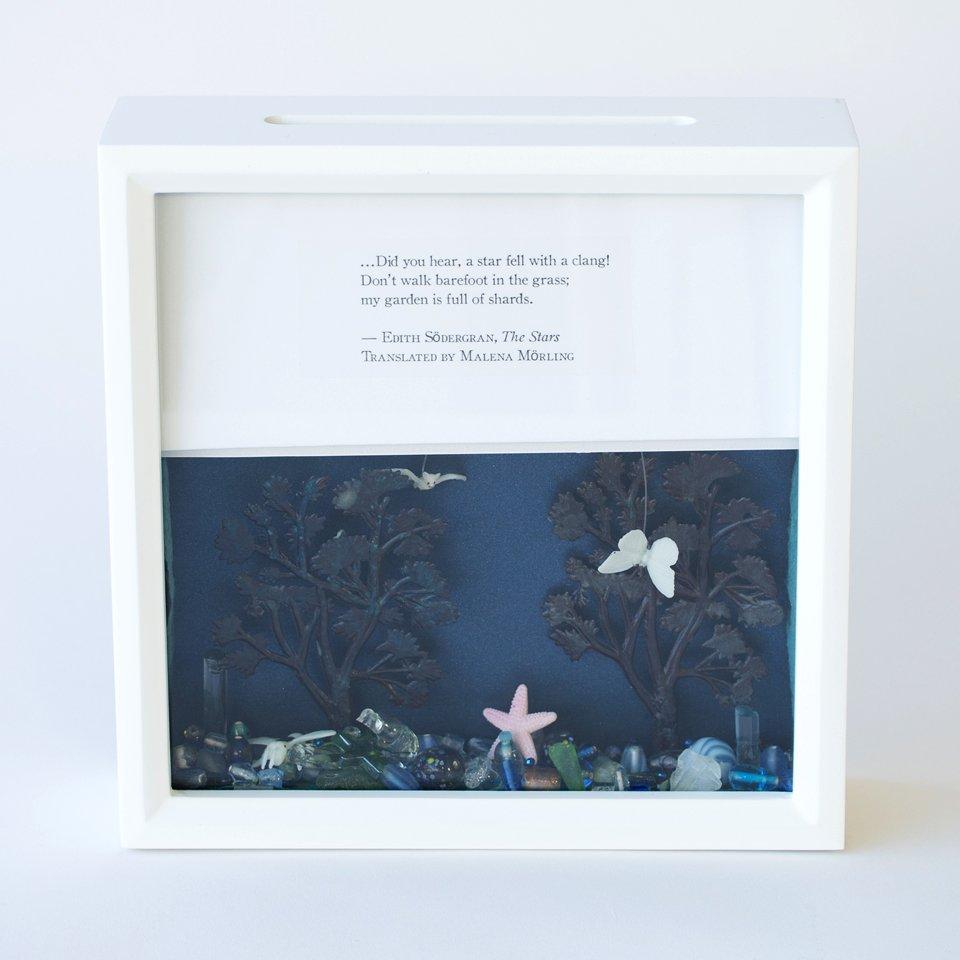 Tiny Writes Edith Sodergran Poetry Shadowbox