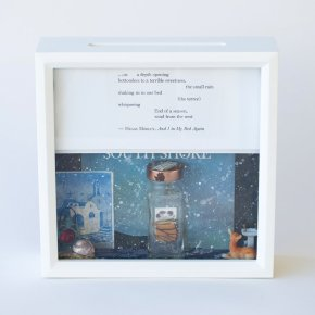 Tiny Writes Hilda Morley Poetry Shadowbox