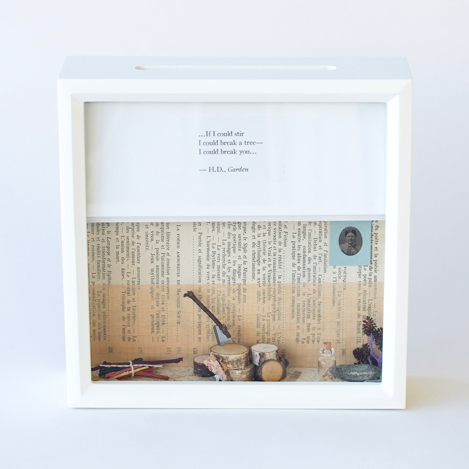 Tiny Writes Hilda Doolittle Poetry Shadowbox