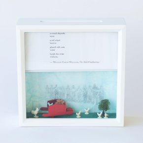 Tiny Writes William Carlos Williams Poetry Shadowbox