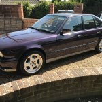 1993 E34 Bmw M5 Classified Of The Week Car Classic Magazine