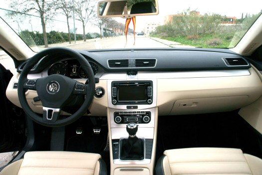 Carandgas- Interior Passat CC