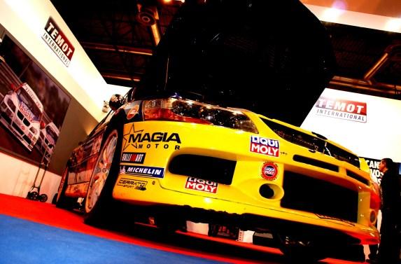 EVO IX Angel Domenech exterior - Motortec-Carandgas -Magia motor