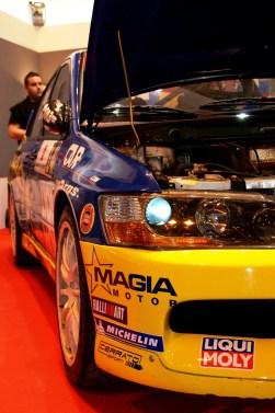 Frontal EVO IX Angel Domenech- Motortec-Carandgas -Magia motor