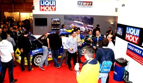 Making of Harlem Shake Liqui Moly - Motortec- Angel Domenech -Carandgas