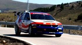 Angel Domenech - CAR and GAS - RallySprint Canencia 2013
