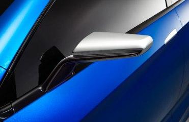 Subaru WRX retrovisor