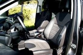 Javi Vega Ford Kuga asiento