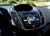 Javi Vega Ford Kuga radio sony