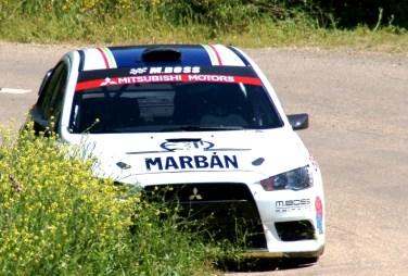 Victor Marban RallySprint Arganda