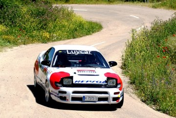 RallySprint Arganda Car and GAS