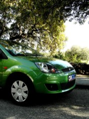 ford fiesta - car and gas - frontal 3
