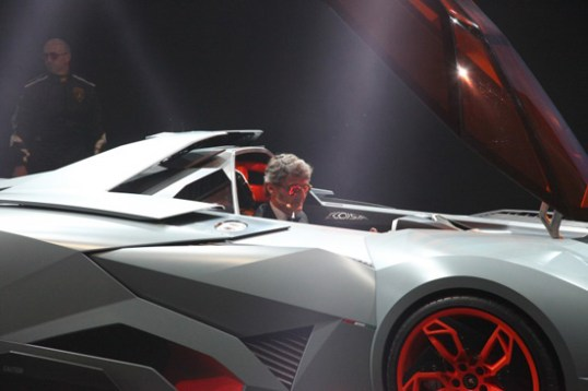 Lamborghini Egoista 11