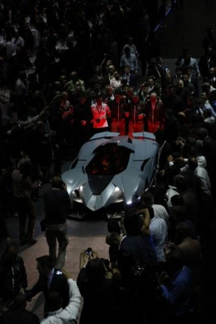 Lamborghini Egoista 13