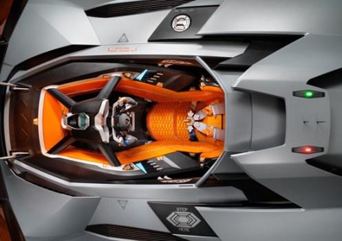 Lamborghini Egoista 9