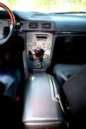 Volvo S80 vista asientos tras