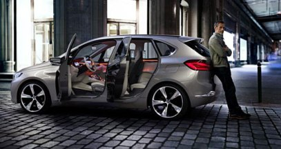BMW Active Tourer Concept Car 02