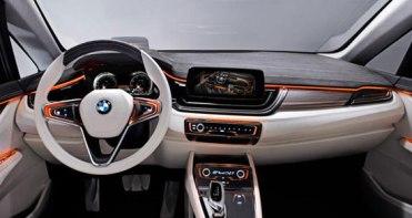 BMW Active Tourer Concept Car 06