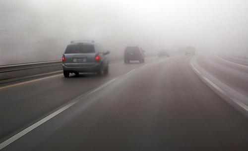 Consejos 7. Conducción con Niebla