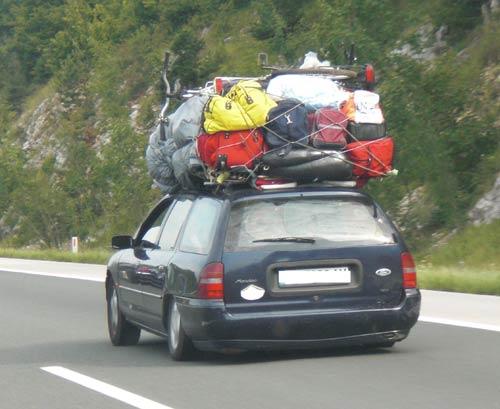 ¿Aprovechas el maletero?¿Cargamos bien el coche?