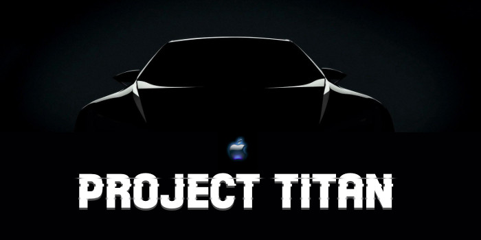 "Apple Car. ""Project Titan"" rodando en indoor."