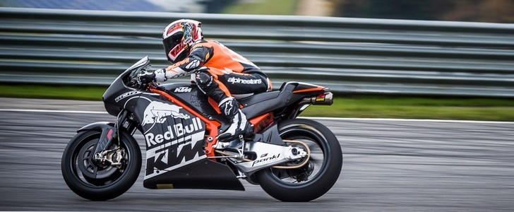 KTM RC16 MotoGP Cómo suena!!