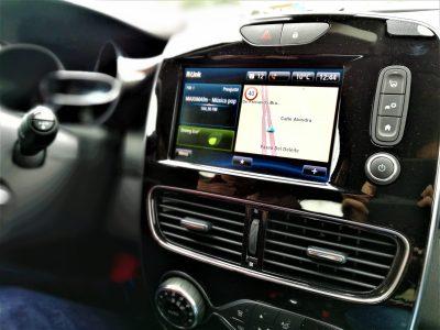 Renault Clio GT Line 2017 Interior