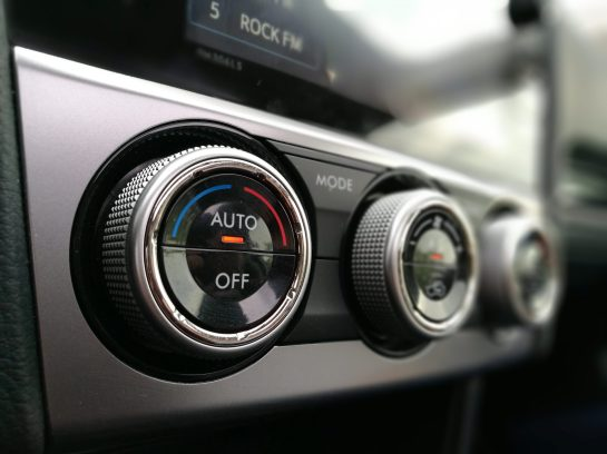 Subaru XV Boxer Diesel Climatizador