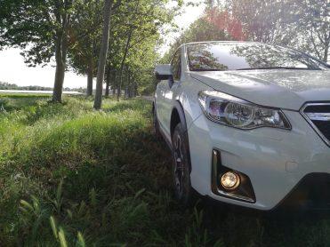 Subaru XV Boxer Diesel antiniebla izq