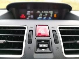 Subaru XV Boxer Diesel boton ordenador