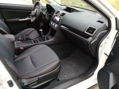 Subaru XV Boxer Diesel pasajero 2