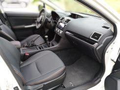 Subaru XV Boxer Diesel pasajero