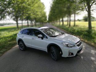 Subaru XV Boxer Diesel techo abierto