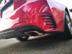 Escapes Lexus RC300h