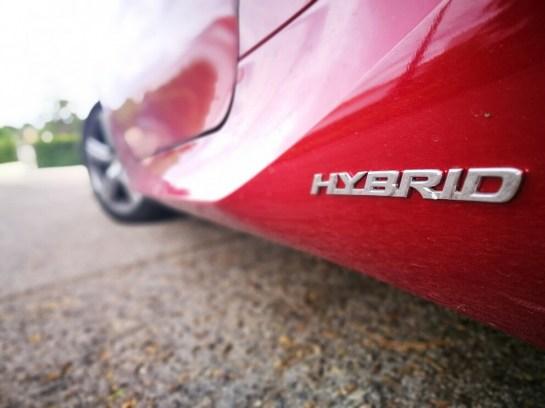 Hybrid Lexus RC300h