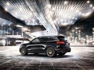 Porsche Cayenne Platinum Editium Lateral