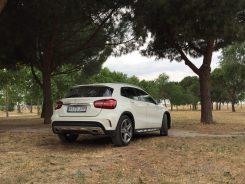 Mercedes GLA 200 CDI Exterior