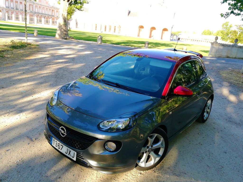 Opel Adam S Exterior
