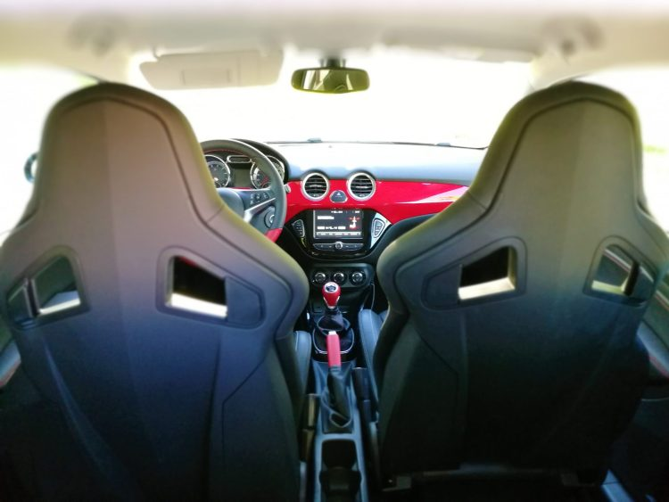Interior Opel Adam S