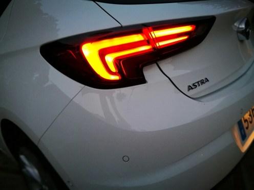 Led faros trasero Opel Astra 2017 1.6 CDTi 110cv Excellence