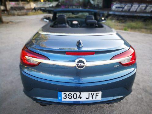 Trasera Opel Cabrio