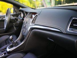 Interior Opel Cabrio 2017