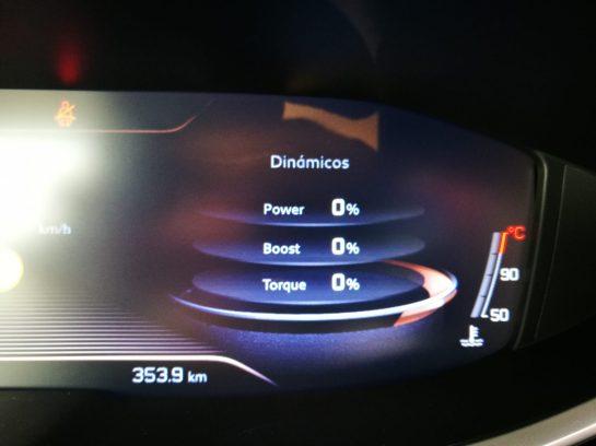 Display TFT Peugeot 5008 GTLine